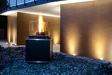 LE Projects - FireCube -